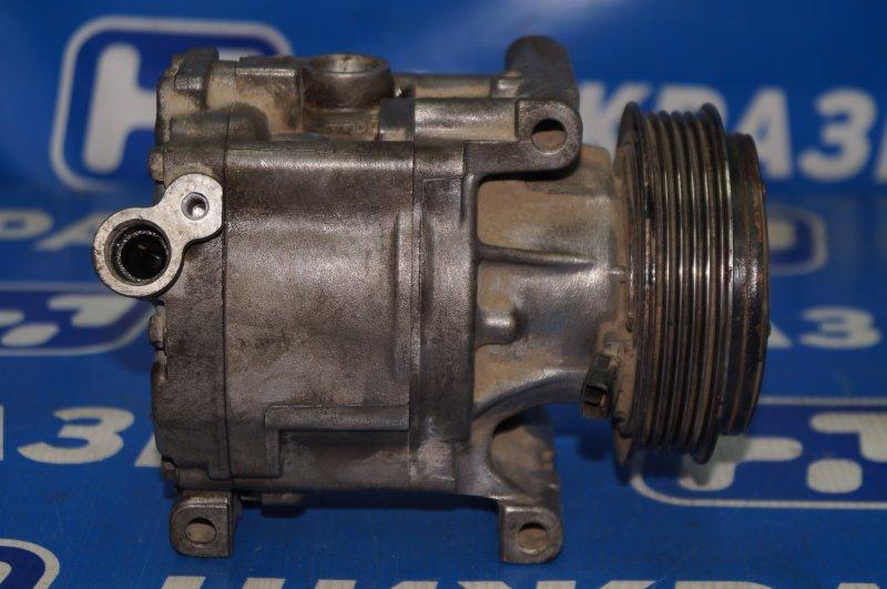 Компрессор кондиционера Fiat Albea 1.4 (350A1000) 4594700 2008 (б/у)