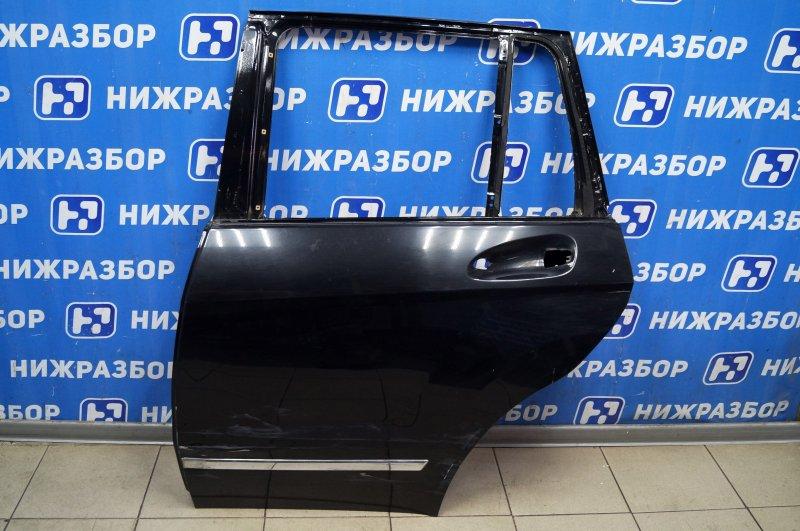Дверь Mercedes Glk-Class X204 2008 задняя левая (б/у)