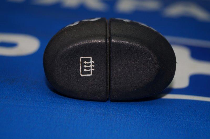 Кнопка обогрева стекла Renault Megane 1 1996 задняя (б/у)