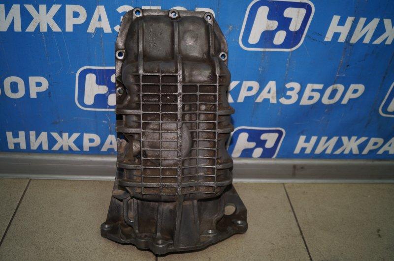 Поддон масляный двигателя Ford Focus 2 1.6 (б/у)