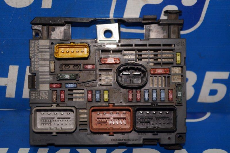 Блок предохранителей Peugeot 308 1.6 EP6 2008 (б/у)