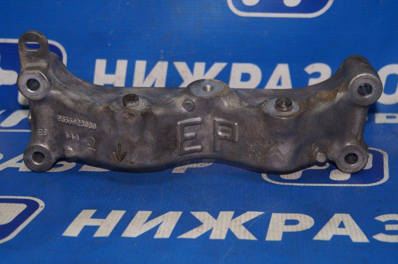 Кронштейн двигателя Peugeot 308 1.6 EP6 2008 правый (б/у)