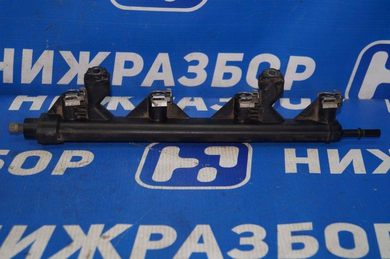 Рампа топливная Peugeot 308 1.6 EP6 2008 (б/у)