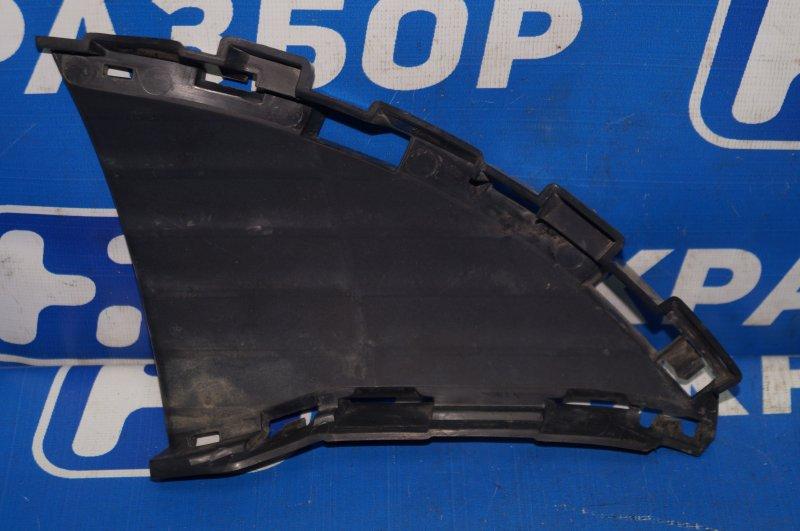 Заглушка бампера Peugeot 308 1.6 EP6 2008 передняя правая (б/у)