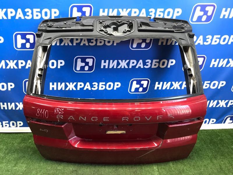 Дверь багажника Land Rover Range Rover Sport 2013> задняя (б/у)