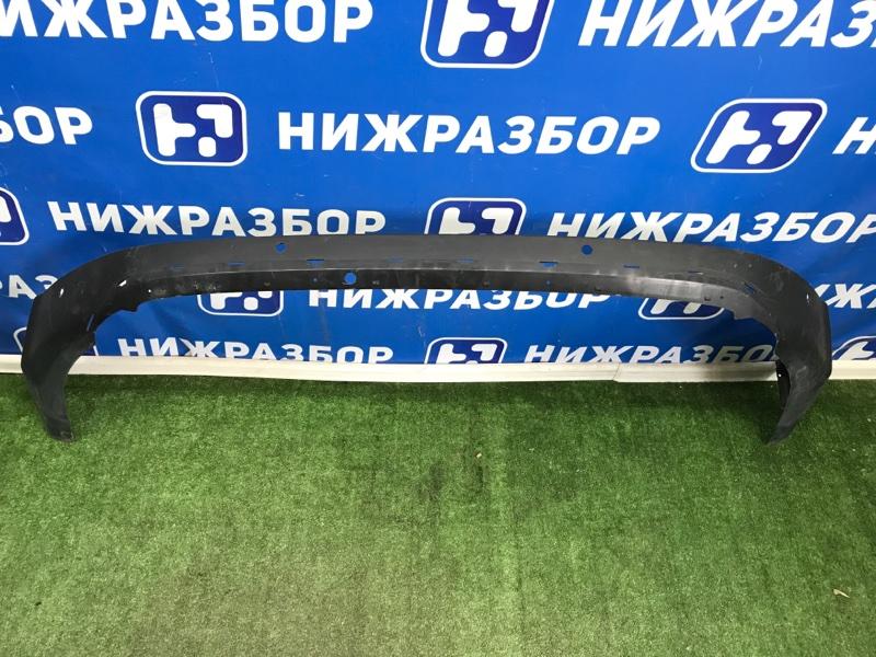 Юбка бампера Toyota Rav 4 A40 2013 задняя (б/у)