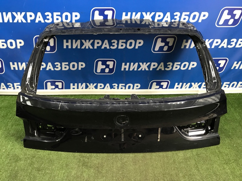 Крышка багажника Bmw X5 F15 2013 задняя (б/у)