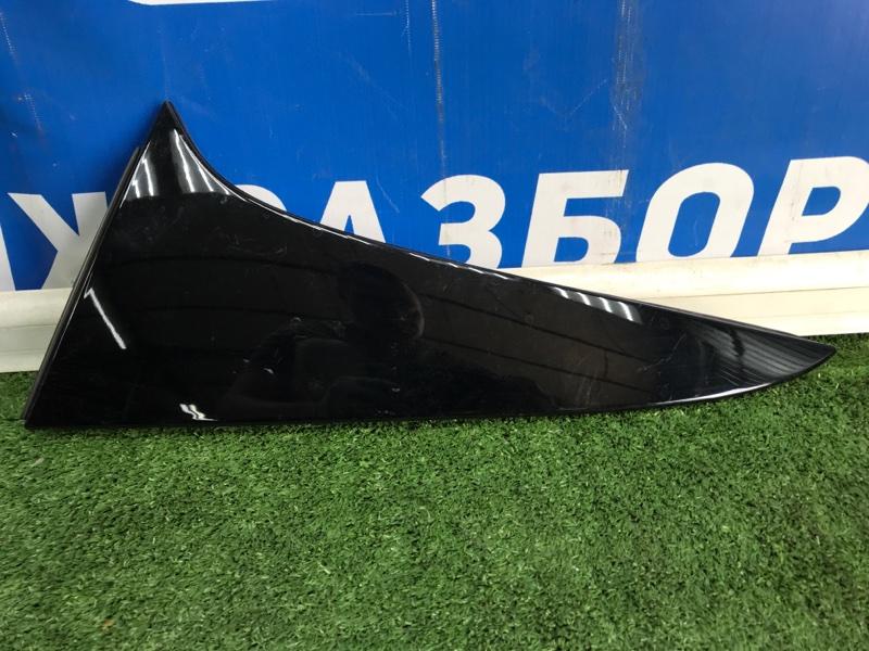 Накладка крышки багажника Bmw X5 F15 2013 задняя левая (б/у)