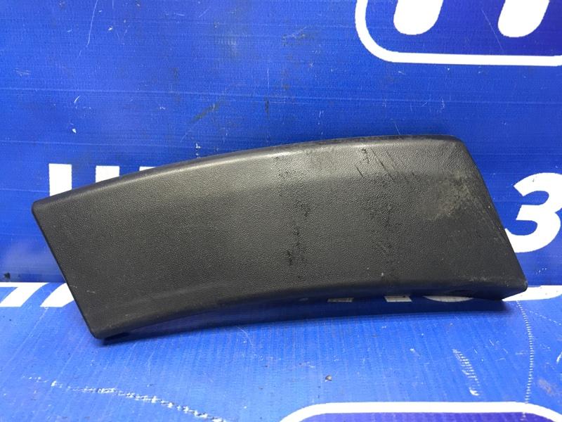 Накладка бампера Toyota Rav 4 A40 2013 задняя правая (б/у)