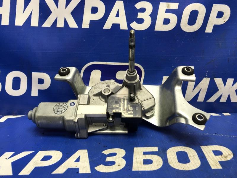 Моторчик стеклоочистителя Bmw X5 F15 2013 задний (б/у)