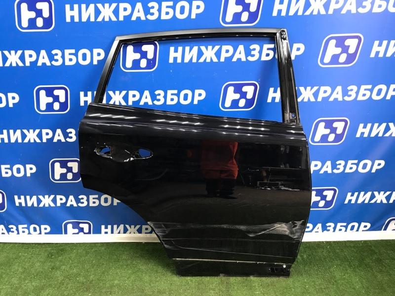 Дверь Toyota Rav 4 A40 2013 задняя правая (б/у)