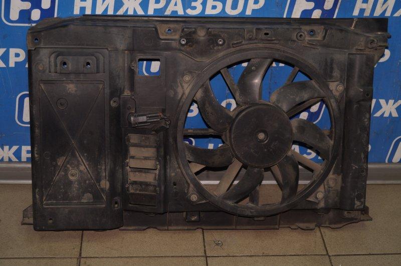 Вентилятор радиатора Peugeot 308 1.6 EP6 2008 (б/у)