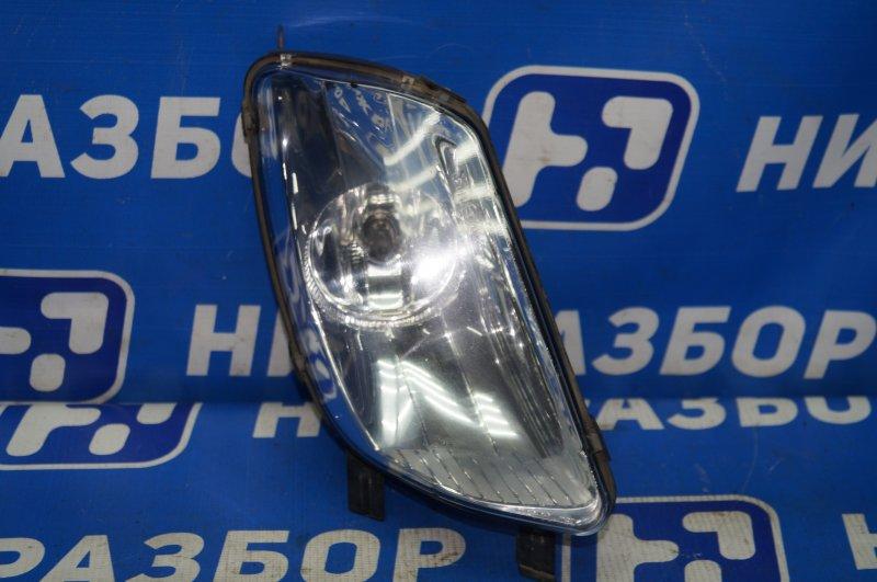 Фара противотуманная Peugeot 308 1.6 EP6 2008 передняя правая (б/у)