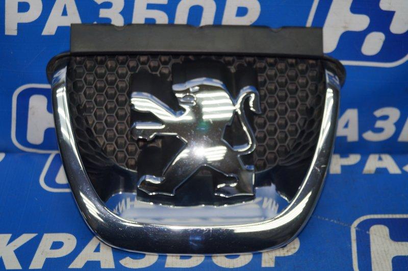 Значок (эмблема) Peugeot 308 1.6 EP6 2008 (б/у)