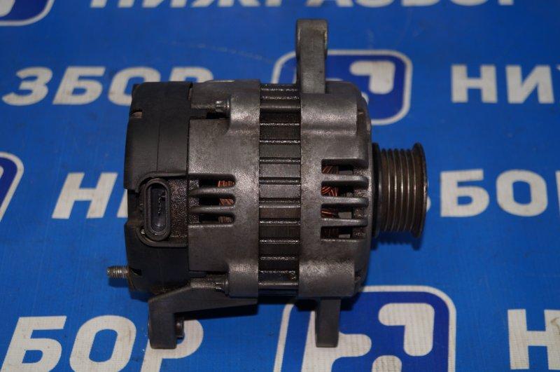 Генератор Chevrolet Lacetti 1.4 (F14D3) 2008 (б/у)