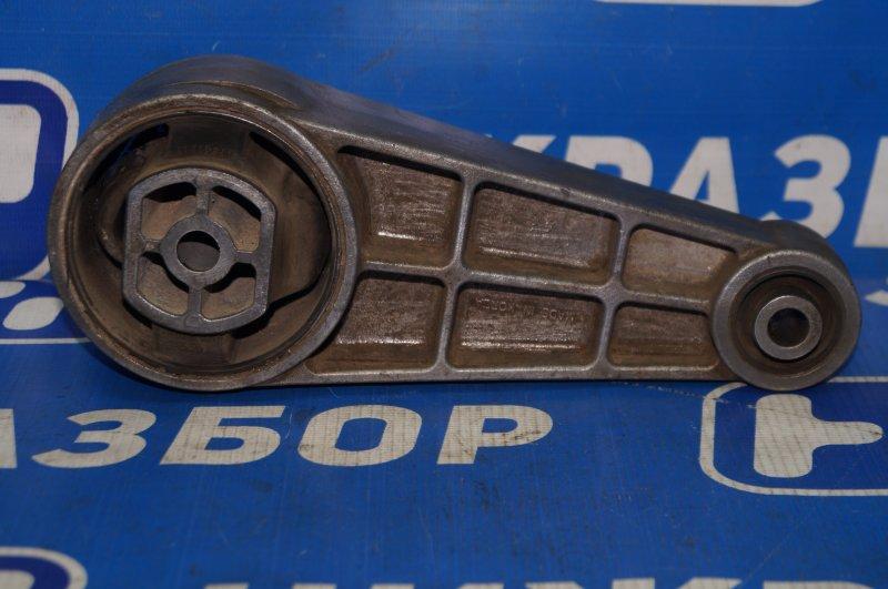 Опора кпп Chevrolet Lacetti 1.4 (F14D3) 2008 задняя (б/у)