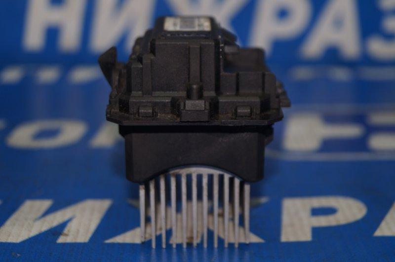 Резистор отопителя Citroen C4 1.6 10FHCMPSA5F01 2012 (б/у)