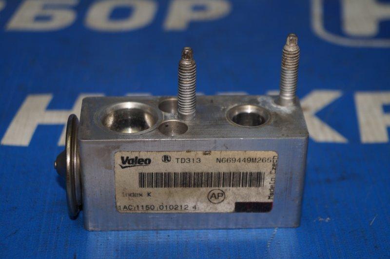 Клапан кондиционера Citroen C4 1.6 10FHCMPSA5F01 2012 (б/у)