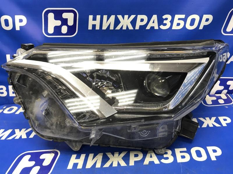 Фара Toyota Rav 4 A40 2013 передняя левая (б/у)