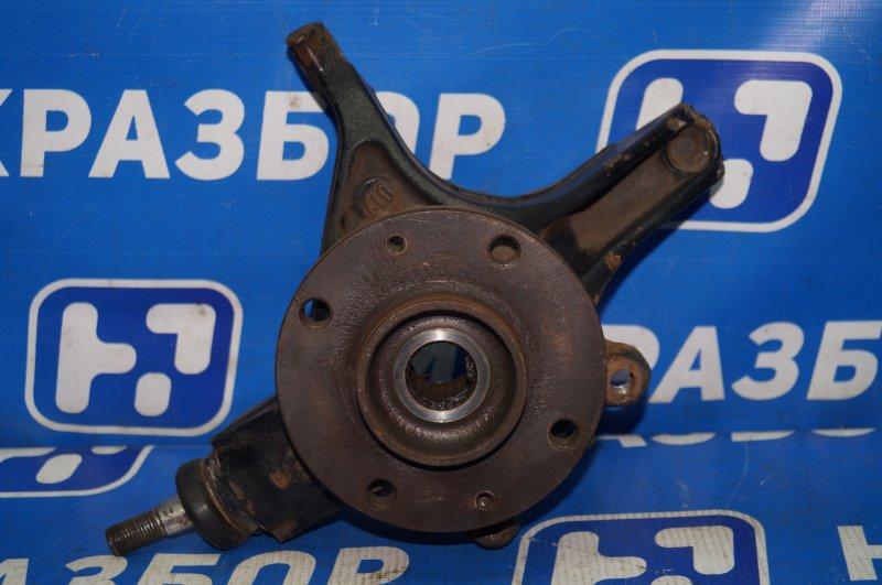 Кулак поворотный Citroen C4 1.6 10FHCMPSA5F01 2012 передний правый (б/у)
