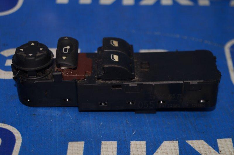 Блок управления стеклоподъемниками Citroen C4 1.6 10FHCMPSA5F01 2012 (б/у)