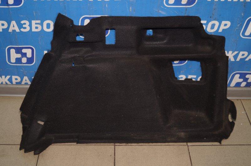 Обшивка багажника Citroen C4 1.6 10FHCMPSA5F01 2012 задняя правая (б/у)