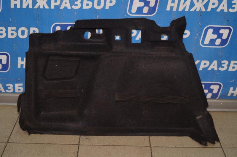 Обшивка багажника Citroen C4 1.6 10FHCMPSA5F01 2012 задняя левая (б/у)