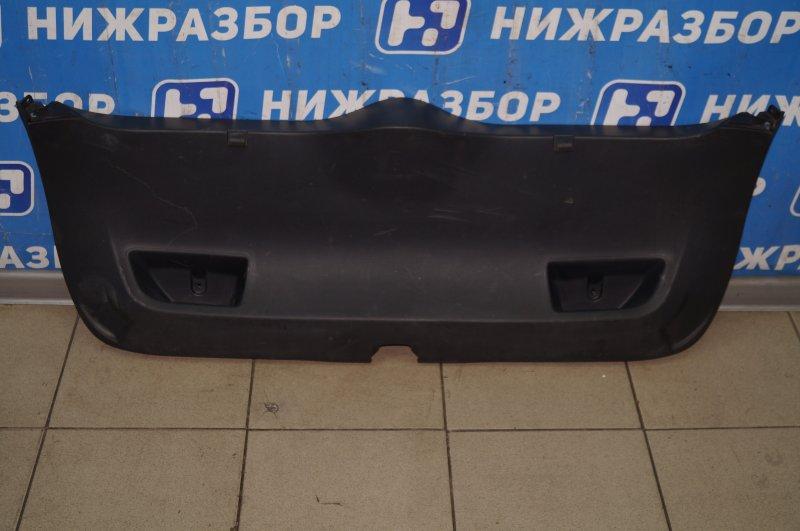 Обшивка двери багажника Citroen C4 1.6 10FHCMPSA5F01 2012 (б/у)