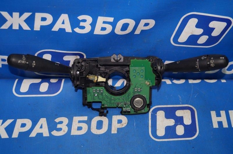 Переключатель подрулевой в сборе Citroen C4 1.6 10FHCMPSA5F01 2012 (б/у)
