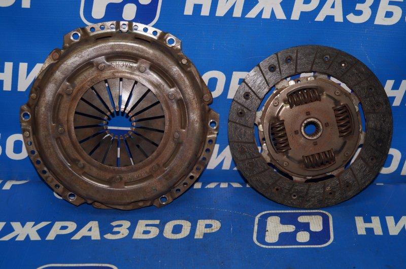 Сцепление комплект Citroen C4 1.6 10FHCMPSA5F01 2012 (б/у)