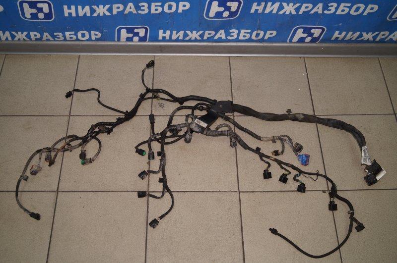Проводка моторная Citroen C4 1.6 10FHCMPSA5F01 2012 (б/у)