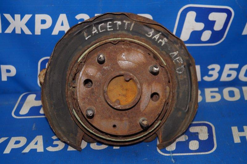 Кулак поворотный Chevrolet Lacetti 2003 задний левый (б/у)