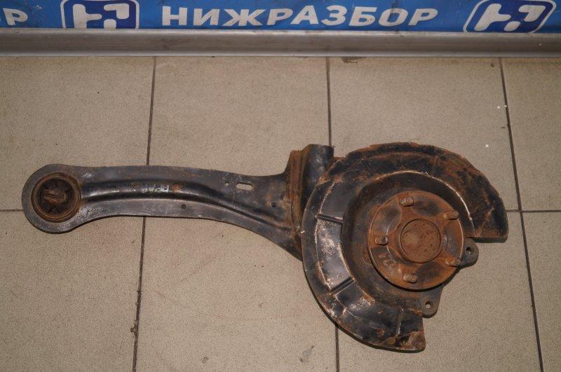 Рычаг продольный Ford Focus 3 2011 задний правый (б/у)