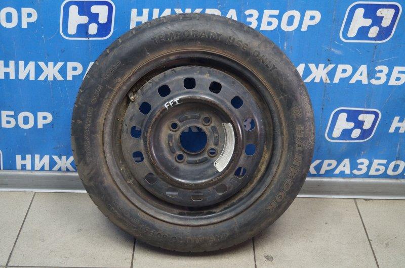 Диск запасного колеса (докатка) Ford Focus 1 1998 (б/у)