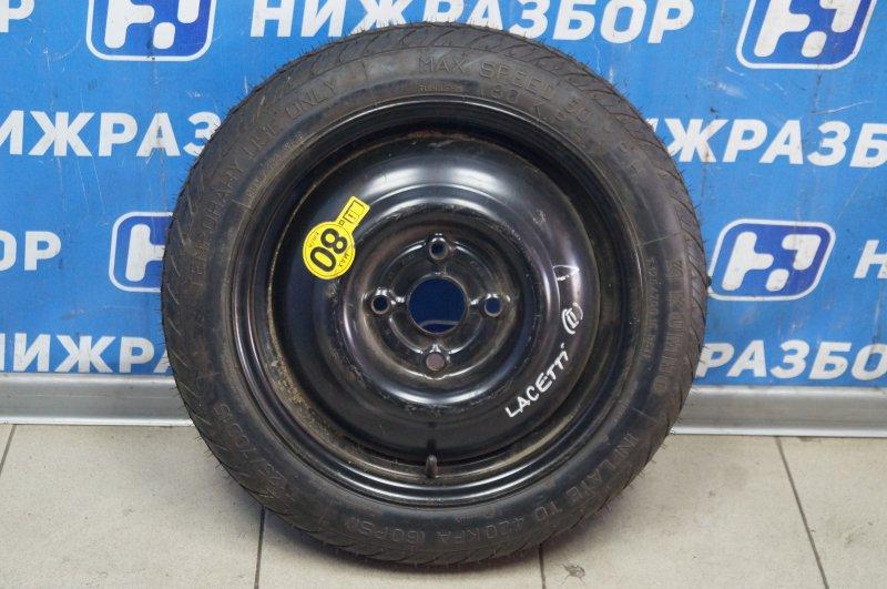 Диск запасного колеса (докатка) Chevrolet Lacetti 2003 (б/у)