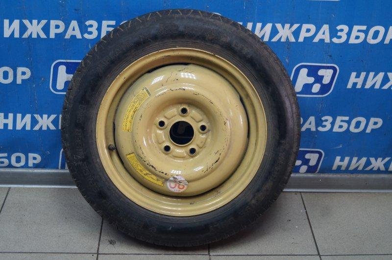 Диск запасного колеса (докатка) Honda Hr-V 1999 (б/у)