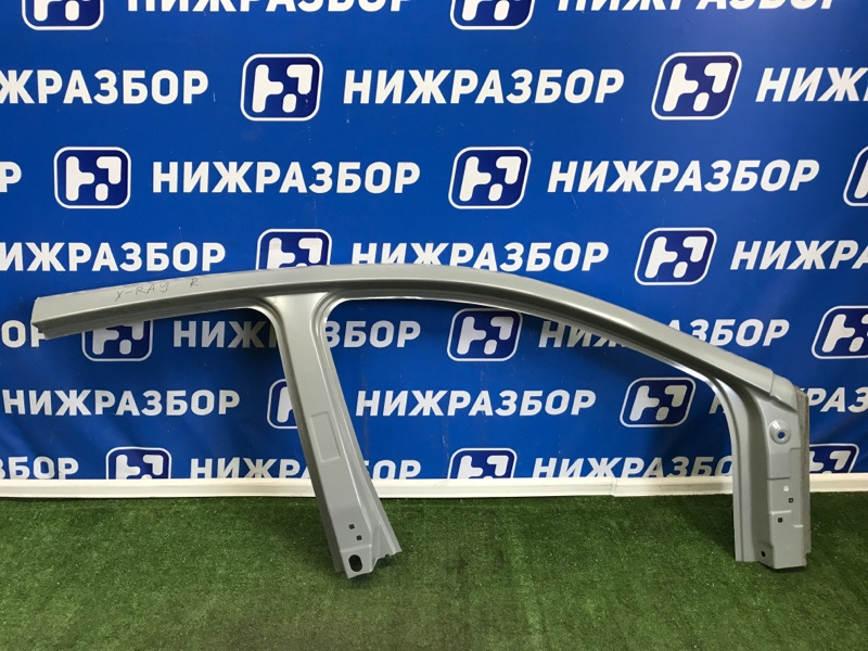 Боковина наружная Lada X-Ray 2016> правая (б/у)