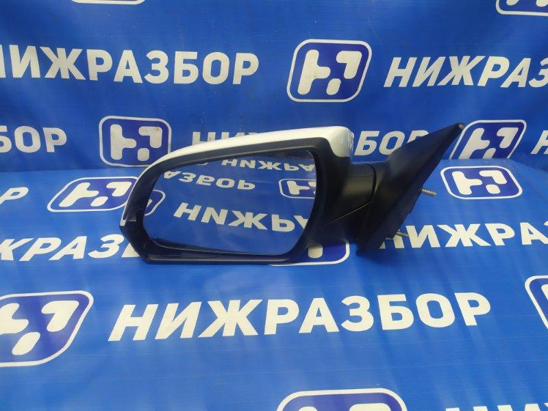 Зеркало электрическое Hyundai Creta 2016> левое (б/у)
