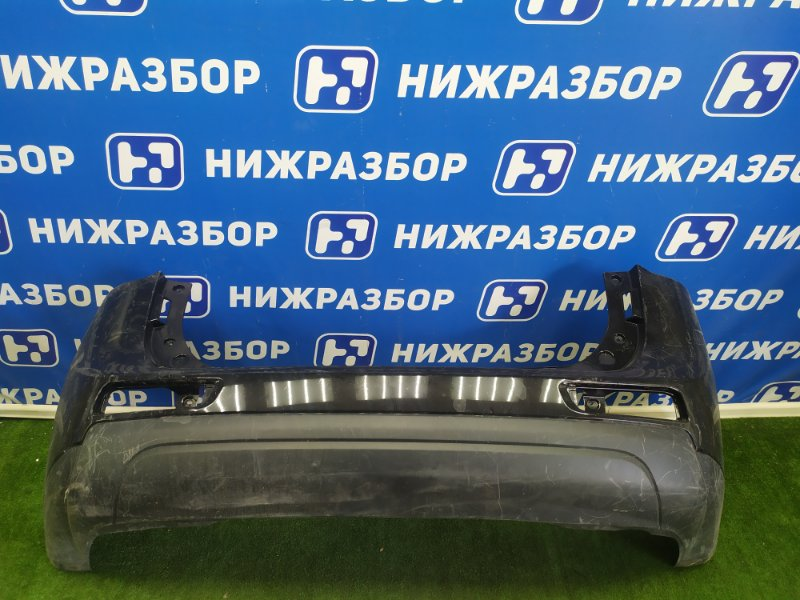 Бампер Mitsubishi Outlander задний (б/у)