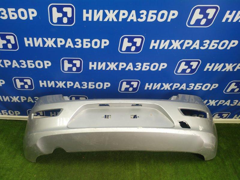 Бампер Chevrolet Cruze задний (б/у)