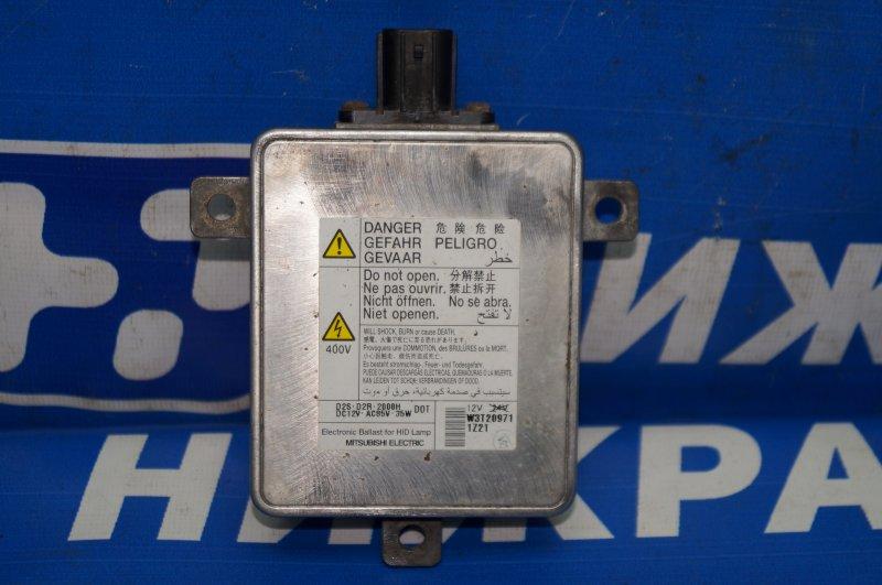 Блок розжига Citroen C-Crosser 2008 (б/у)