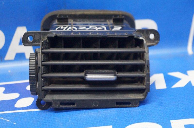 Дефлектор воздушный Mazda 3 BK 2002 левый (б/у)