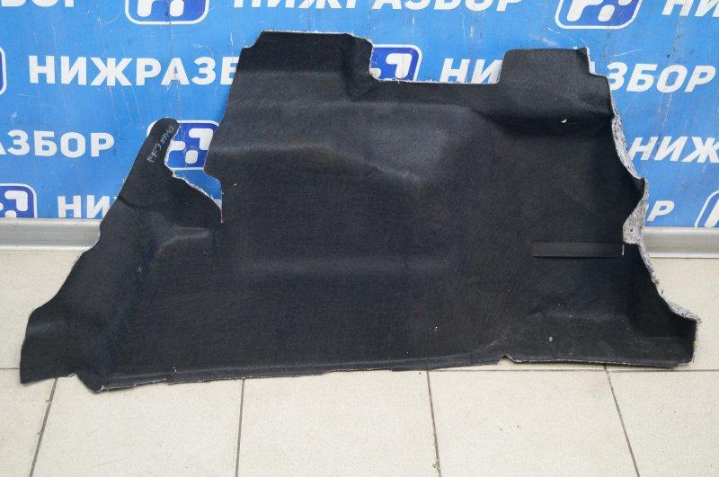 Обшивка багажника Ford Focus 3 2011 задняя правая (б/у)