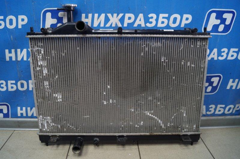 Радиатор основной Mitsubishi Outlander GF 2.0 4B11 2012> (б/у)