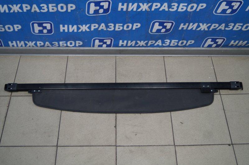 Шторка багажника Citroen C-Crosser 2008 (б/у)