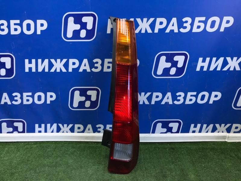 Фонарь наружный Honda Cr-V 2 задний правый (б/у)