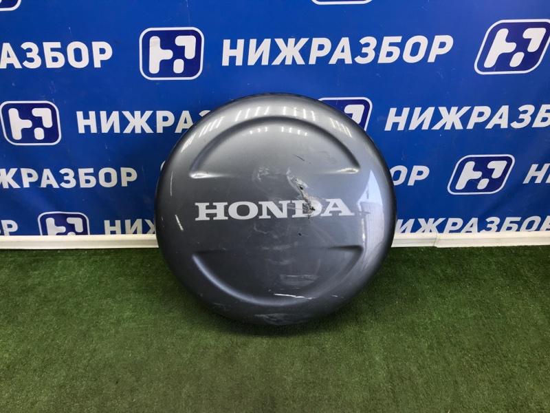 Чехол запасного колеса Honda Cr-V 2 2002 (б/у)