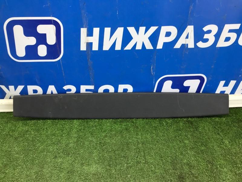 Обшивка двери багажника Chevrolet Captiva задняя (б/у)