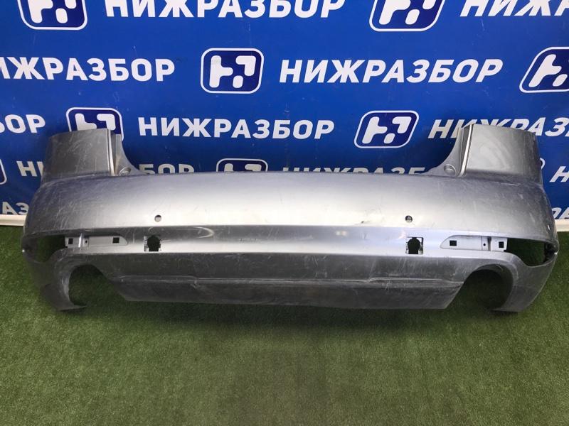 Бампер Mazda Cx 7 ER задний (б/у)