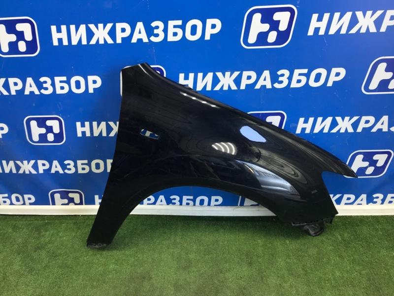 Крыло Mitsubishi Asx переднее правое (б/у)